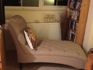 The chaise